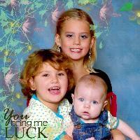 My three Grand Children