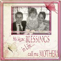 Mothers Day Blessings
