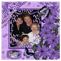 Album for Grandma