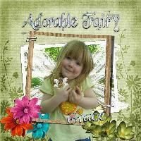 Adorable Fairy