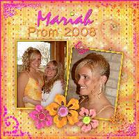 ~Mariah - Prom 2008