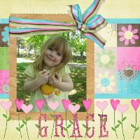 Scrap Adorable Grace