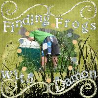 Finding Frogs