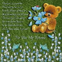 Friendship Bear - For You