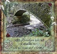Old Man's Cave Bridge