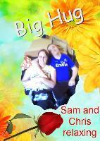 big hug