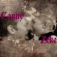 Conny and Zeke