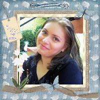 My sister Angie