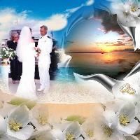 Beach wedding Qp 1