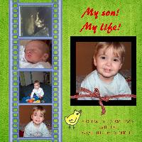 My son!
