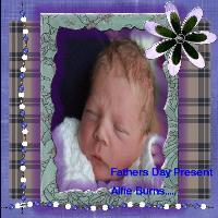 Fathers day pressie