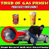 Produce Your Own Gas!