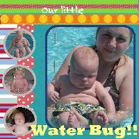 Water bug!
