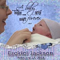 Ezekiel Jackson's Birth