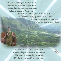 Kaiona poem
