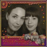 Mother and Daughter - Selin and I