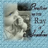 Beatrice Ray of Sunshine