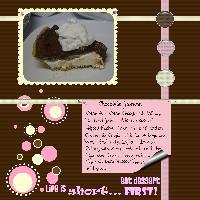 Chocolate Supreme, YUMM!!