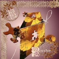 B Puzzled