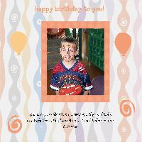 Michael's 6th Birthday