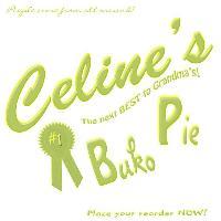 Celine's Buko Pie