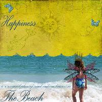 Happiness is The Beach