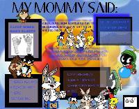 MOMMY SAID