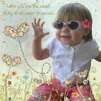 Little Girls in Glasses