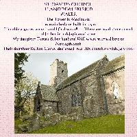St.Davids Church - Wales
