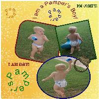 Pamper's Boy