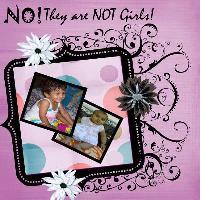 Not Girls!