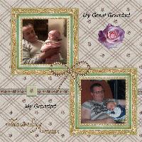 My Great Grandad and my Grandad