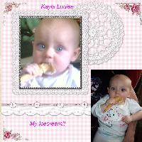 Kayla Louise     -      Icecream