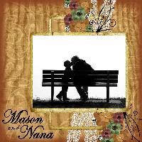 Nana and Mason