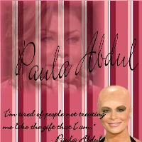 Annoying Celebrity Challenge - paula abdul