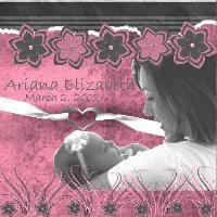 Ariana Elizabeth Challenge