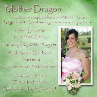 Mother Dragon's ID