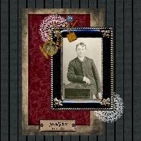 Victorian Grandfather