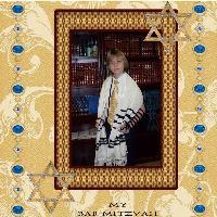 GARRETT'S BAR MITZVAH 8-14-08