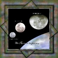moon on its journey