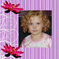 Our little Shirley Temple