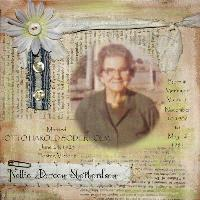 My Heritage - Gran