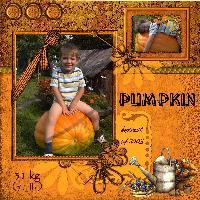 Giga Pumpkin
