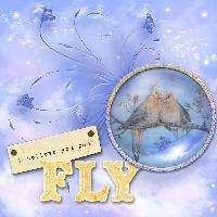 I believe you can fly