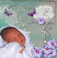 My sleeping baby-2