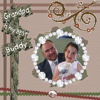 grandpa's girl