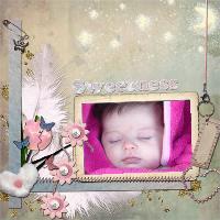 sleeping isabel sweetness