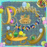 Balloons & Bananas