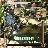Fish Pond Gnome