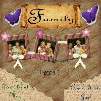 Aunts ,Unles,Niece and Nephew